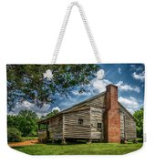 Smoky Mountain Pioneer Cabin E126 Weekender Tote Bag