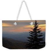Smoky Mountain Sentinel  Weekender Tote Bag