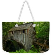 Smoky Mountains Grist Mill Weekender Tote Bag