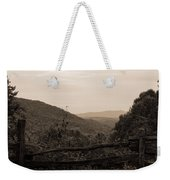 Smoky Mountains Lookout Point Weekender Tote Bag