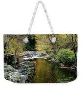Smoky Mountian River Weekender Tote Bag