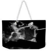 Smoldering Weekender Tote Bag