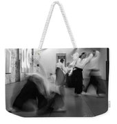 Smooth Aikido Weekender Tote Bag