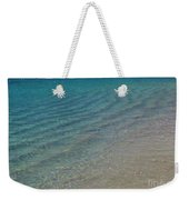 Smooth Seas Weekender Tote Bag