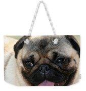Smug Pug Weekender Tote Bag