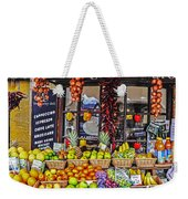 Snack Time Weekender Tote Bag