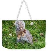 Snack Time For Squirrels Weekender Tote Bag