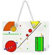 Snack Time I Weekender Tote Bag