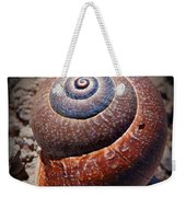 Snail Beauty Weekender Tote Bag