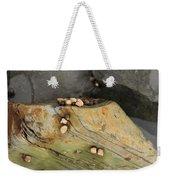 Snails Converge Weekender Tote Bag
