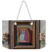 Snake Box - Framed Weekender Tote Bag