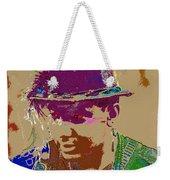 Snake Eyes Weekender Tote Bag