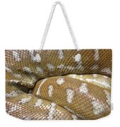 Snake Weekender Tote Bag