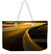 Snake Lights Weekender Tote Bag