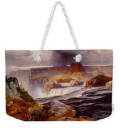 Snake River Idaho 1876 Weekender Tote Bag
