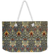 Snakeshead Weekender Tote Bag by William Morris