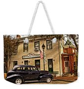 Snappers Saloon Ripley Ohio Weekender Tote Bag