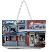 Snappy Lunch And Floyd Nc Weekender Tote Bag