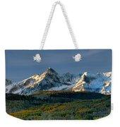 Sneffels Range Weekender Tote Bag