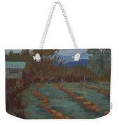 Snohomish Pumpkin Patch Weekender Tote Bag