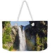 Snoqualime Falls Weekender Tote Bag