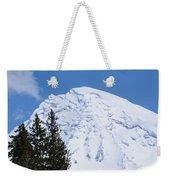 Snow Cone Mountain Top Weekender Tote Bag
