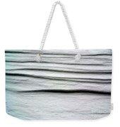 Snow Drift 01 Weekender Tote Bag