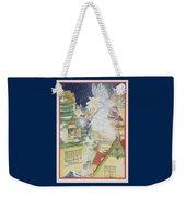 Snow Fairy Weekender Tote Bag