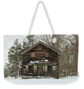 Snow On The General Store Weekender Tote Bag