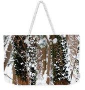 Snow On Tress 2 Weekender Tote Bag