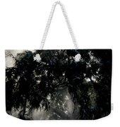 Snow Rays Weekender Tote Bag