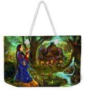 Snow White Weekender Tote Bag