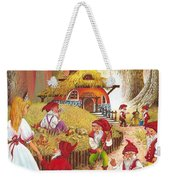 Snow White And The Seven Dwarfs Weekender Tote Bag