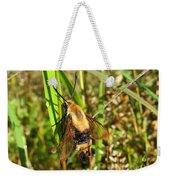Snowberry Clearwing Weekender Tote Bag