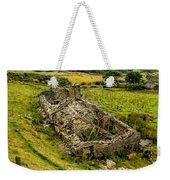 Snowdon Ruin Weekender Tote Bag