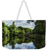 Snowdonia Summer On The River Weekender Tote Bag