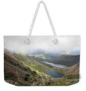 Snowdonia Wales Weekender Tote Bag