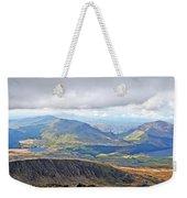 Snowdonian Thunderstorm Weekender Tote Bag