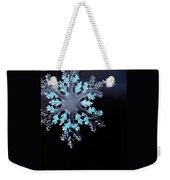 Snowflake In Window 20471 Weekender Tote Bag