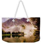 Snowy Mountains Loop 2 Weekender Tote Bag