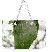 Snowy Spring 4 - Digital Painting Effect Weekender Tote Bag