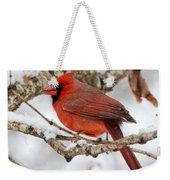 Snowy Wonder Weekender Tote Bag