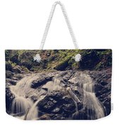 So Easy To Fall Weekender Tote Bag by Laurie Search