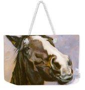 Hot To Trot Weekender Tote Bag
