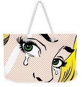 So Lonely Weekender Tote Bag by Gary Grayson