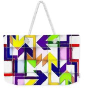 So Many Choices So Little Time Weekender Tote Bag