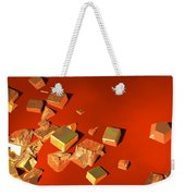 So Shiny Weekender Tote Bag by Andreas Thust