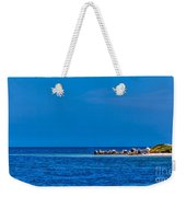 So This Is The Gulf Of Mexico Weekender Tote Bag