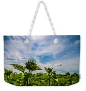 Soaking In The Sun Weekender Tote Bag