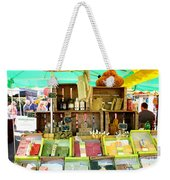 Soap Seller Weekender Tote Bag